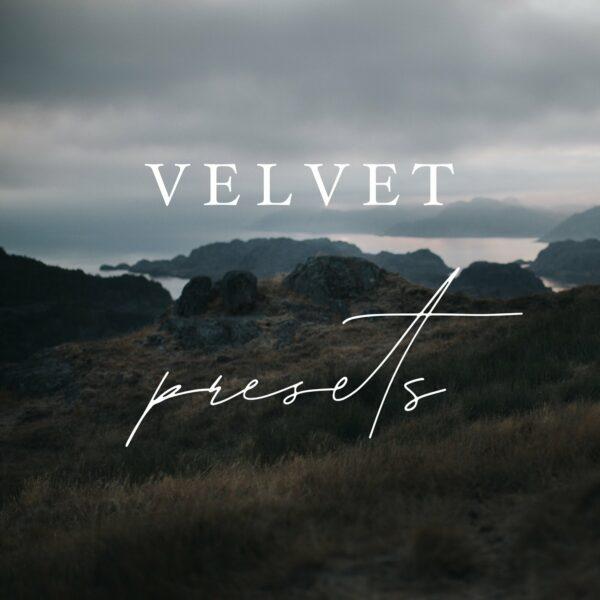 Velvet Presets